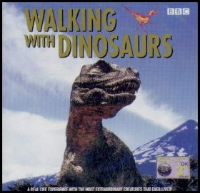 Walking with Dinosaurs CD-ROM