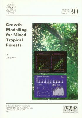 Growth Modelling for Mixed Tropical Forests