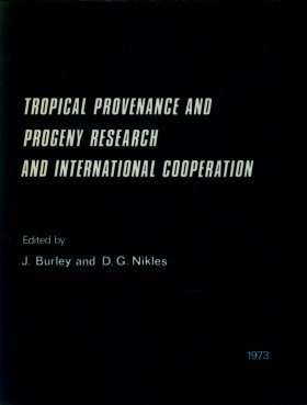 Tropical Provenance and Progeny Research and International Cooperation