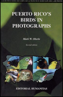 Puerto Rico's Birds in Photographs