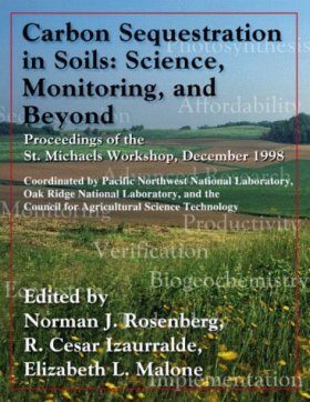 Carbon Sequestration in Soils: Science, Monitoring and Beyond