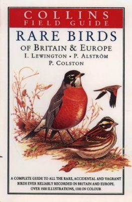 A Field Guide to the Rare Birds of Britain and Europe