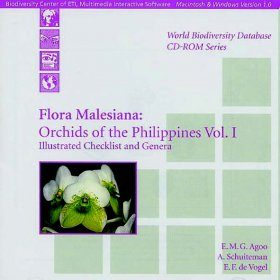 Orchids of the Philippines, Volume 1: Illustrated Checklist and Genera