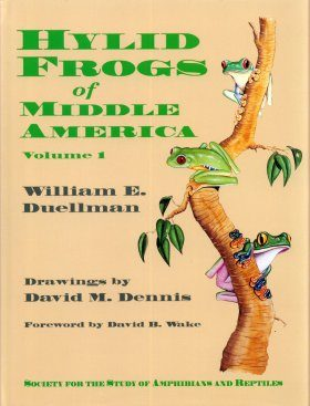 The Hylid Frogs of Middle America (2-Volume Set)