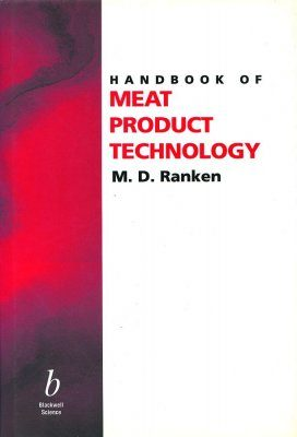 Handbook of Meat Product Technology