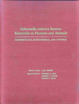 Salmonella Enterica Serovar Enteritidis in Humans and Animals
