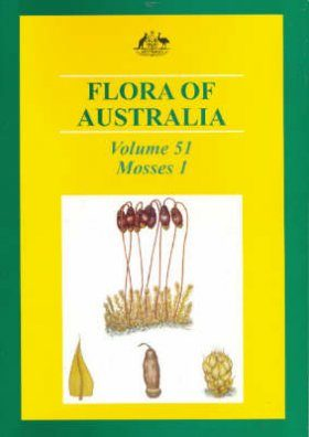 Flora of Australia, Volume 51: Mosses 1