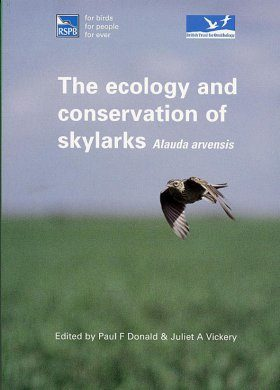The Ecology and Conservation of Skylarks Alauda Arvensis
