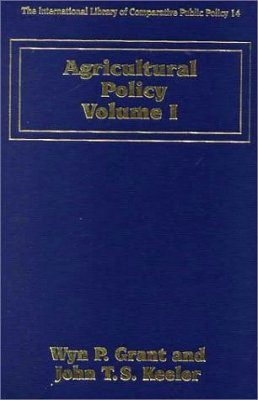 Agricultural Policy (2-Volume Set)