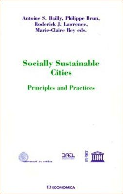 Socially Sustainable Cities