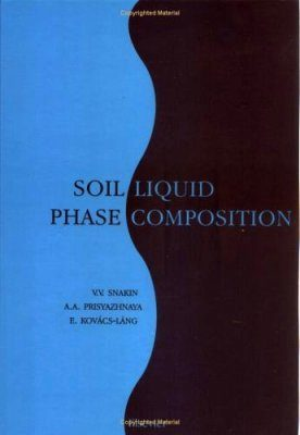 Soil Liquid Phase Composition