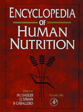 Encyclopedia of Human Nutrition (3-Volume Set)