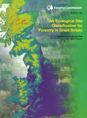 An Ecological Site Classification for Forestry in Great Britain (FCBU124)