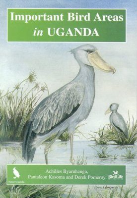 Important Bird Areas in Uganda