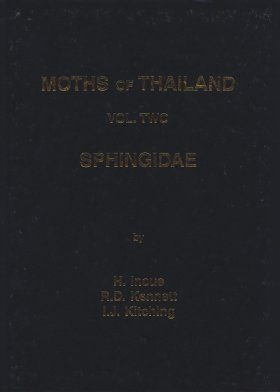 Moths of Thailand, Volume 2: Sphingidae