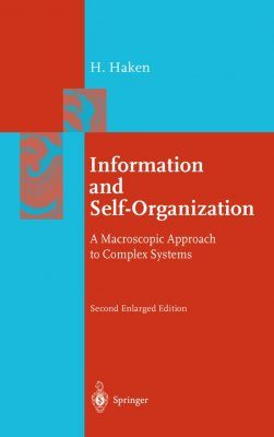 Information and Self-Organisation