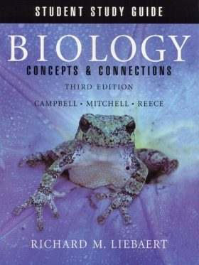 Student Study Guide to Accompany Biology Concepts and Connections