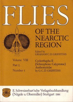 Flies of the Nearctic Region, Volume 8: Cyclorrapha II (Schizophora: Calyptratae), Part 2: Anthomyiidae, Number 4