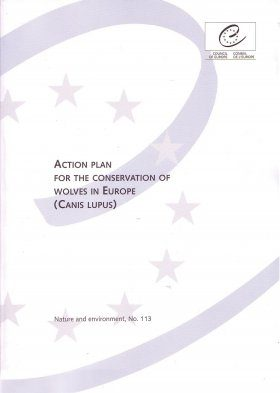 Action Plan for the Conservation of Wolves in Europe (Canis Lupus)