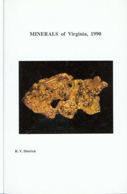 Minerals of Virginia, 1990