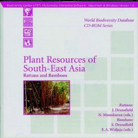 Plant Resources of South East Asia: Rattans and Bamboos