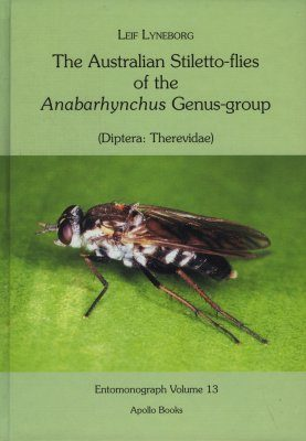 The Australian Stiletto-Flies of the Anabarhynchus Genus-Group