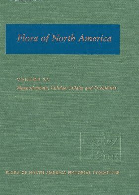 Flora of North America North of Mexico, Volume 26: Magnoliophyta