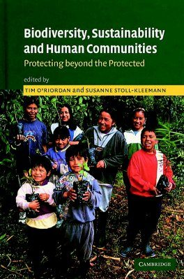 Biodiversity, Sustainability and Human Communities