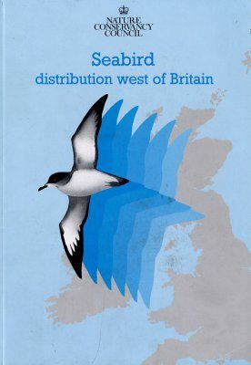 Seabird Distribution West of Britain