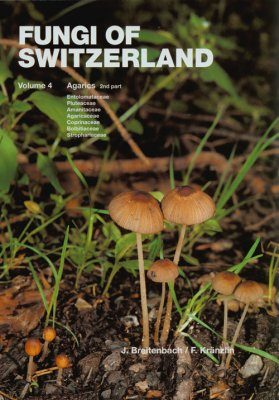 Fungi of Switzerland, Volume 4: Agarics (Part 2)