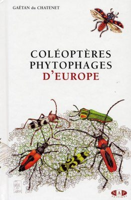 Coléoptères Phytophages d'Europe, Tome 1 [Phytophagous Beetles of Europe, Volume 1]