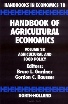 Handbook of Agricultural Economics Volume 2B