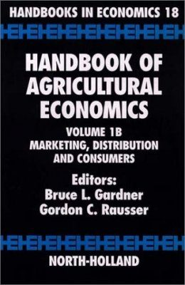 Handbook of Agricultural Economics Volume 1B
