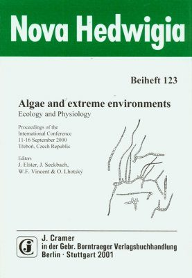 Algae and Extreme Environments