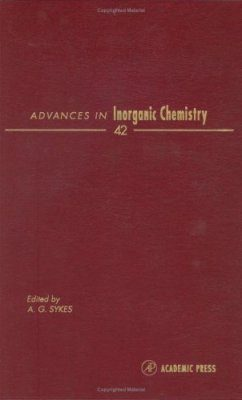 Advances in Inorganic Chemistry: Volume 42
