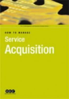 How to Manage Service Acquisition