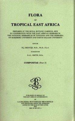Flora of Tropical East Africa: Compositae, Part 2