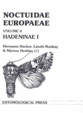 Noctuidae Europaeae, Volume 4 [English]
