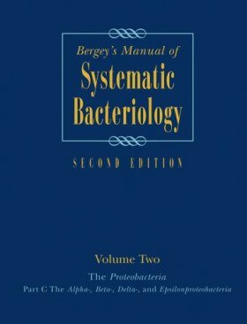 Bergey's Manual of Systematic Bacteriology, Volume 2 (3-Volume Set)