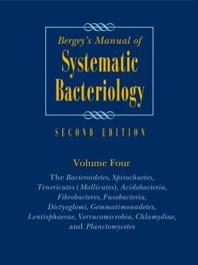 Bergey's Manual of Systematic Bacteriology: Volume 4