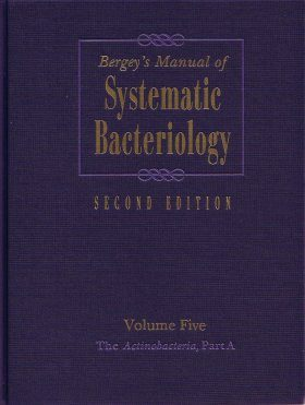 Bergey's Manual of Systematic Bacteriology: Volume 5 (2-Volume Set)