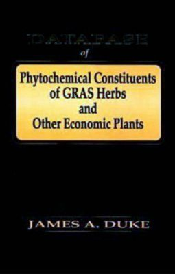 Database of Phytochemical Constituents of Gras Herbs and Other Economic Plants