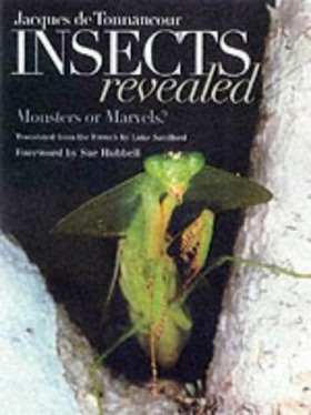 Insects Revealed: Monsters or Marvels?