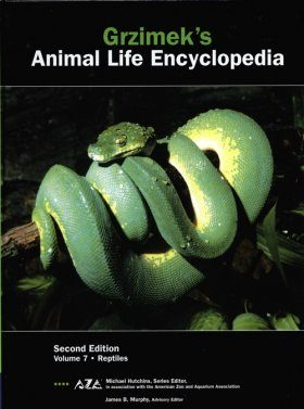 Grzimek's Animal Life Encyclopedia, Volume 7: Reptiles