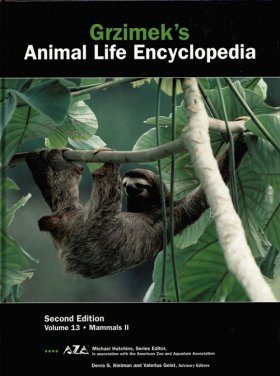 Grzimek's Animal Life Encyclopedia, Volume 13: Mammals II