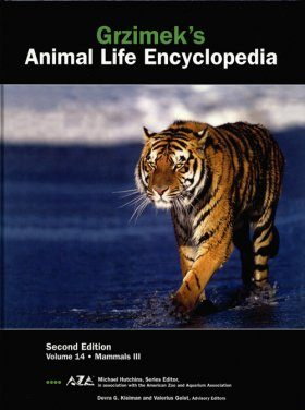 Grzimek's Animal Life Encyclopedia, Volume 14: Mammals III