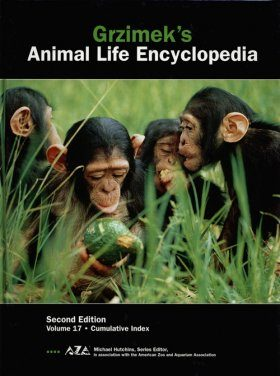 Grzimek's Animal Life Encyclopedia, Volume 17: Index