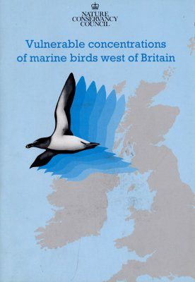Vulnerable Concentrations of Marine Birds West of Britain