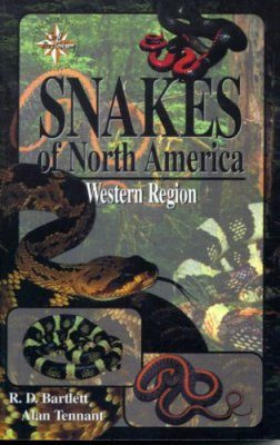 Snakes of North America: Western Region