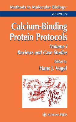 Calcium-Binding Protein Protocols, Volume 1